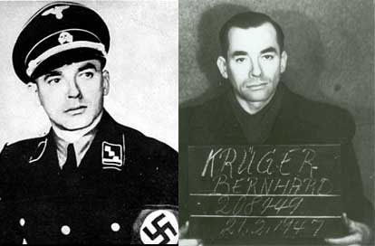 Lawrence Malkin - Krueger's Men Secret Nazi Counterfeit Plot ...